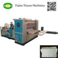Buy cheap High speed automatic three fold hand towel paper making machine product