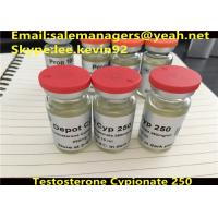 Buy cheap Health Muscle Growth Steroids Testosterone Cypionate Cas 58-20-8 / Weight Loss Steroids product
