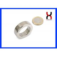 Buy cheap Neodymium N52 Ring Shaped Magnet Customized Diameter And Thickness product