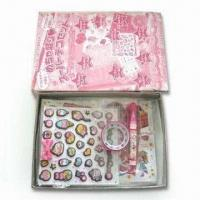 Buy cheap Sticker Set, Available in Various Shapes, Sizes and Designs, Box Measures 16.5 x 12.5 x 2cm product