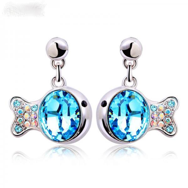 ref no 405013 clownfish earring elements