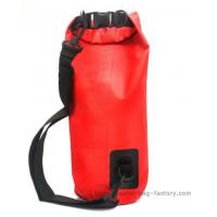 15L durable plastic waterproof dry bags / outdoor research dry bags