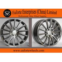 Buy cheap 19inch Gun Metal Machine Face Mercedes Benz Wheel for S Series With Aluminum Alloy product