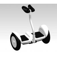 Buy cheap Super E Balance Scooter Mini 19 Inch Size Black And White With Arm product
