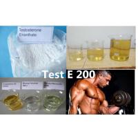 Buy cheap Testosterone Enanthate 200mg/ml Yellow Steroids Oils Enanject 200 Inject for Muscle Growth product