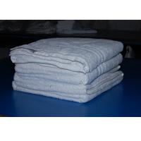 China customized available 100%cotton hajj ihram towel with high quality on sale