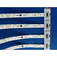 LED Strip Curtain Digital Pixel SPI Addressable RGB LED Strip Curtain, with Chasing, Waterflow Dynamic Effects