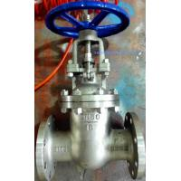 Flanged RF Stainless Steel Gate Valve, DN80, PN16