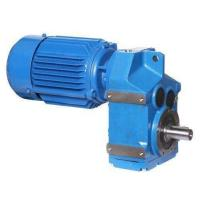 Buy cheap Helical Electric Motor Gear Reducer F Series Parallel Shaft With Discount product