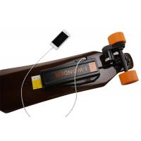 Buy cheap 1200W 24V 4.4A Four Wheel Electric Skateboard Detachable With Hall Sensor Motor product