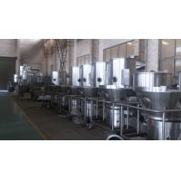 Buy cheap SS304 SS316  Fluid Bed Wet Granule drying  Machine PHARM , FOODSTUFF product