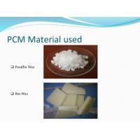 Buy cheap Paraffin Wax PCM Phase Change Material PCM In Energy Storage System product