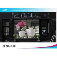 Buy cheap P3.75 Trans Eyes Transparent Video Wall , Hd Glass Led Display Advertising product