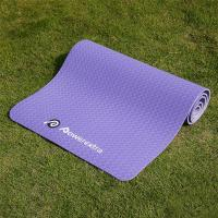Buy cheap Anti-Slip Eco Fitness Yoga Mat Outdoor Leisure Products 6mm Thick from Wholesalers