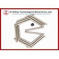 Buy cheap WC - CO 6% , 10% , 12% Cemented Carbide Rod Blanks as sintered Cut to length in inch size from Wholesalers