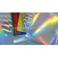 Buy cheap Holographic Film for Packaging product
