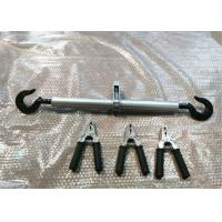 Buy cheap Double Hook Wire Tightening Tool / Steel Wire Rope Turnbuckle product