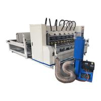 Buy cheap Automatic Feeder Corrugated Slitter Scorer Machine With Paper Collection product