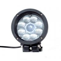 China 5.5 inch Round 45W CREE LED Work Light  Jeep truck driving lamps for Off-Road SUV ATV 4WD 4X4 on sale