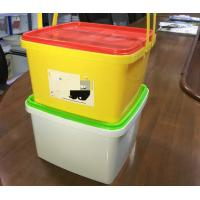 China PP Material Disposable Plastic Containers Food Packaging Iml In Mould Labeling on sale