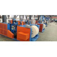 Buy cheap PLC Control Wire Extrusion Machine , Electric Cable Making Machine 45KW product