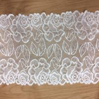 Buy cheap 18cm  wide 2017  New Fashion  Lace Border/ underwear cotton lace edge in Ivory Color product