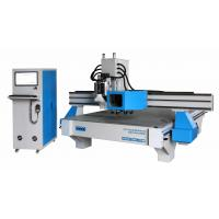 Buy cheap Highlight Acrylic CNC Router Cutting Machine Auto Tool Changer Moving Gantry product