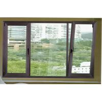 Aluminum casement window deluxe 55 bridge cutting high for High insulation windows