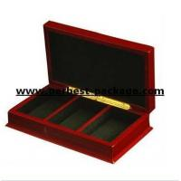 Buy cheap Top Elegant Wooden Poker Package Box product