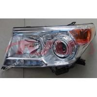 Buy cheap Plastic Toyota Land Cruiser Spare Parts , FJ200 2012 Car Replacement Head Light product