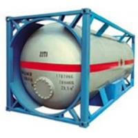 Buy cheap Refrigerant Gas R22 R134A in ISO Tank product