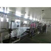 Buy cheap ISO Secured Fried Instant Noodle Production Line with CE Making Instant Noodles product