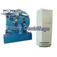 Buy cheap Chemical Centrifuge Automatic Horizontal PPC Peeler Centrifuge for EPS project from wholesalers