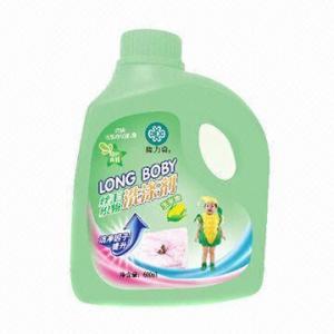 Buy cheap Longliqi 600mL children's silky fabric detergent product