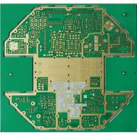 Buy cheap High Frequency Rogers 4-layer PCB product