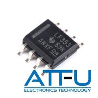 Buy cheap LF353D Instrumentation Amplifier Chip High Slew Rate 13 V/µS Typical With Dual Channel product