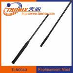Buy cheap 1 section mast car antenna/ car replacement mast antenna/ car antenna accessories TLN0040 product