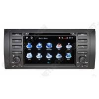 bmw e39 m5 gps navigation dvd radio player head unit with. Black Bedroom Furniture Sets. Home Design Ideas