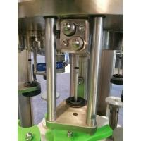 Buy cheap 500bph Automatic Rinsing Filling And Capping Machine , 3 In 1 Filling Machine product