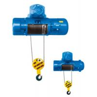 Fixed type wire rope hoist