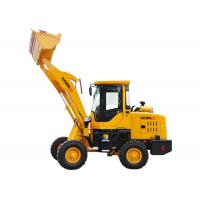 China Engineering Construction Machinery 1000 kg cheap wheel loader for sale on sale