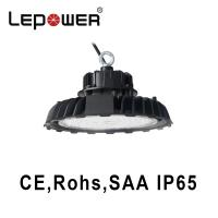 Buy cheap 2019 Free Sample Hot selling UFO 100W 200W 90°,155lm/w LED High Bay Light IP65 from wholesalers
