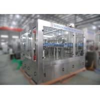 China Small Carbonated Drink Filling Machine, Soft Drink Bottling Machine/ Filling Machine on sale