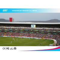 Buy cheap Energy Saving P20 Stadium Perimeter Led Display Advertising Boards For Sport product