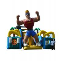 Pool Inflatable Obstacle Courses 104369723
