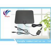 Buy cheap UHF / VHF Outdoor HD digital TV antenna Freeview Local Channels With Amplifier product