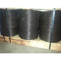 Quality 500kg / Coil Black Annealed Iron Wire and Baling wire with soft quality 350-500N/MM2 for sale