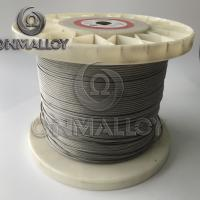 Buy cheap 19 Mulit NiCr 2080 Heating Stranded Wire , Nichrome Stranded Wire product