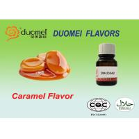 Buy cheap Rich Caramel Sweet Taste Bakery Cake Flavors For Bakery Leisure Products product