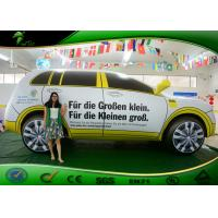 China Advertising Inflatable Shapes Car Model 6.5M Long Inflatable SUV Car Replica on sale
